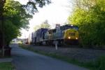 Train Q126