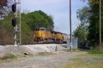Train Q544