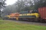 Trio of Bayline locomotives