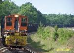 Chattahoochee Industrial RR coal train