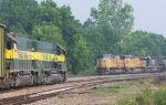 Bayline meets CSX through freight