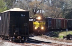 Chattahoochee Bay RR using Bayline power