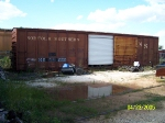 Old NS boxcar