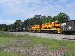 Hilton and Albany RR coal train