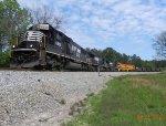 Hilton and Albany coal train