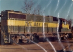 Bayline Dothan switch engine power
