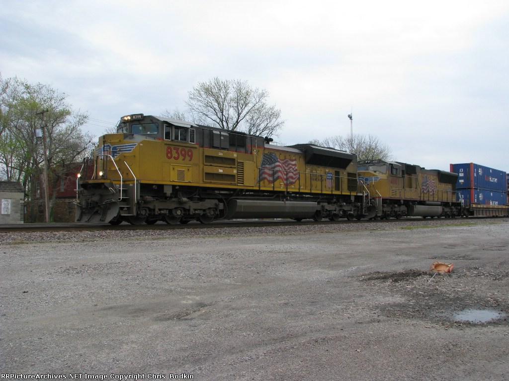 UP 8399