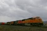 BNSF 8244 North