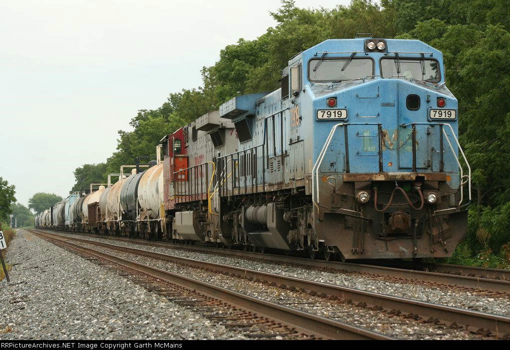 Q671-30 with a sweet consist