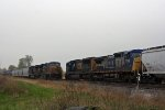 CSX Q595-26 meets the outlawed Q374-25/J453-26