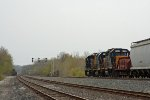 """CSXT 6925 west on 2 clear CP39 J721-18 out"""