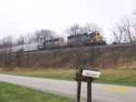 CSX 8806 leads Q367-23