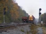 Q594-27 passes the B032-27