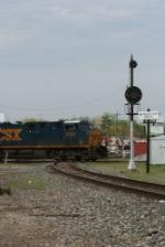 CSX Q124-25