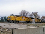 S515-24 holding up at the south end of Baker Yard