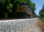 Northbound coal
