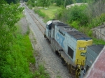 CSX 1510 headin back north