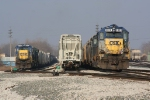 CSX Q643-08 and J726-08