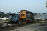 J775 and the old AV22 caboose