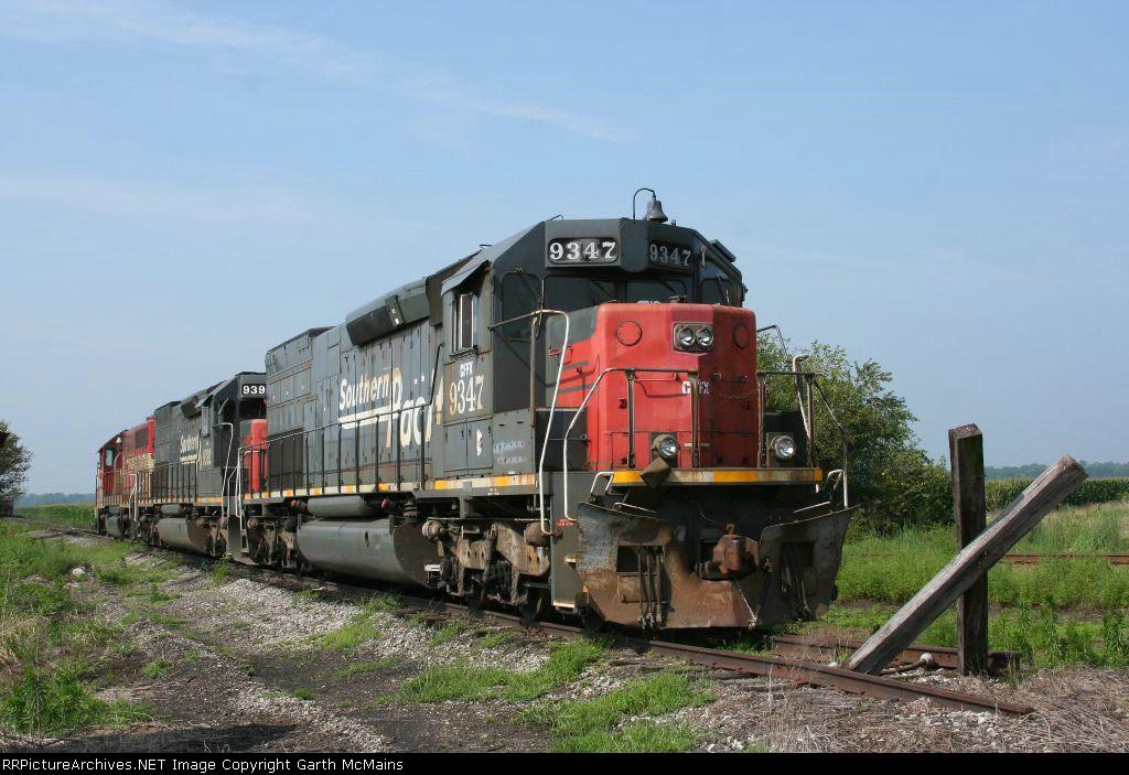 ISRRs Merom coal train power