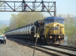 Ethanol train