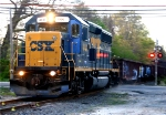 CSX 4441 Sundown