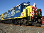 CSX 4405 It's The Most Wonderful Time Of The Year!
