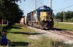 CSX 8001    Trainwatching