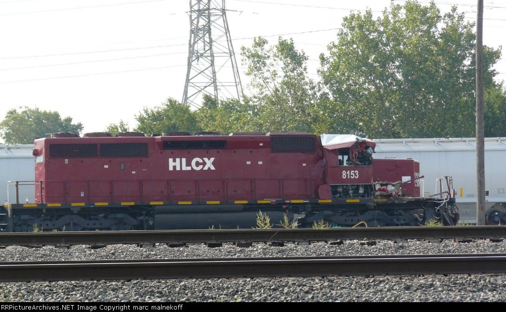 HLCX 8153