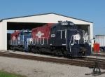 Motive Rail - SEMO Port Railroad