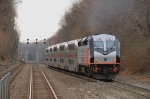 Multilevel Main Line train