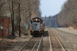 Approaching Ridgewood Station