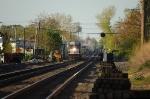 NJT 4018 between stations