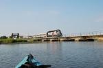 NJT 4204 crossing the Manasquan River