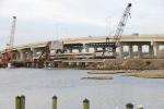 Shark bridge work