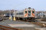 NJ Rail train 2310