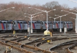 Stored New Jersey Transit locomotives