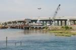 NJT 4113 crossing the Shark River