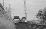 NJT 4113 crossing Shark
