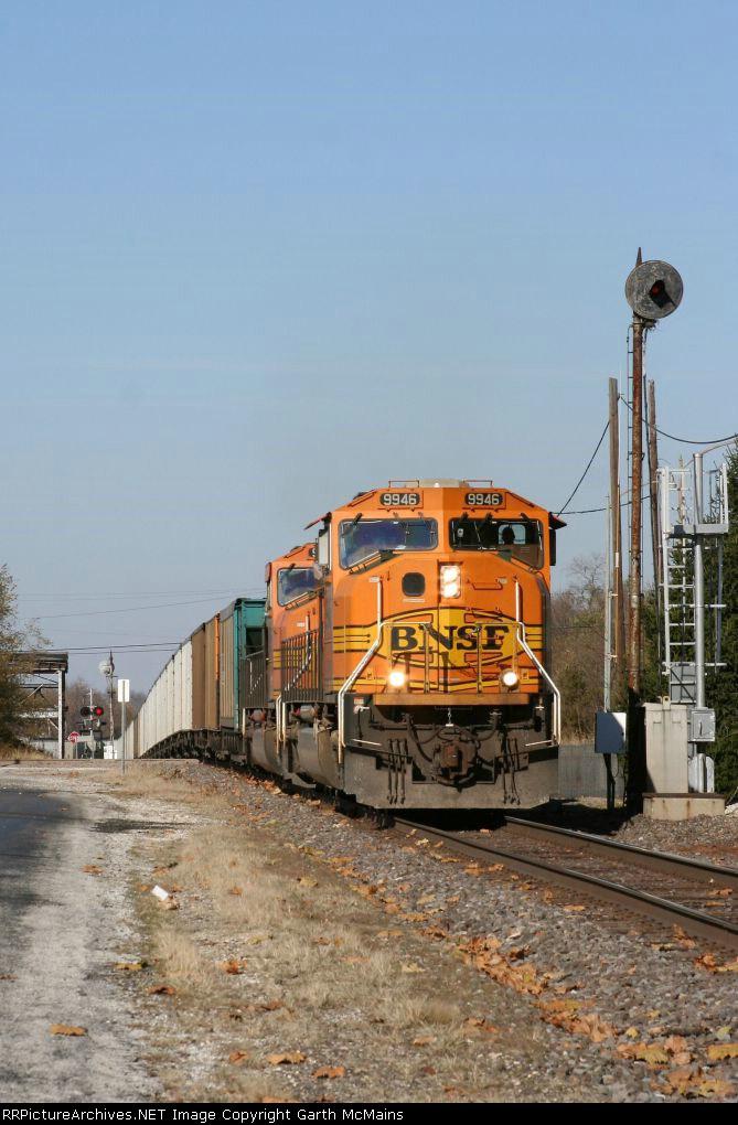BNSF 9946 West