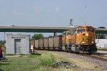 BNSF 9951 West
