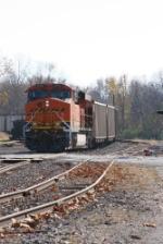 BNSF 9946 West DPU