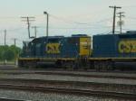 CSX 2501