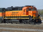 Fresh paint GP39-2