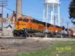 BNSF 7262