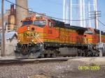 BNSF 5196