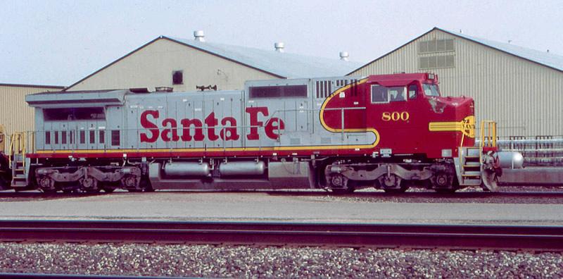Santa Fe Class unit 800