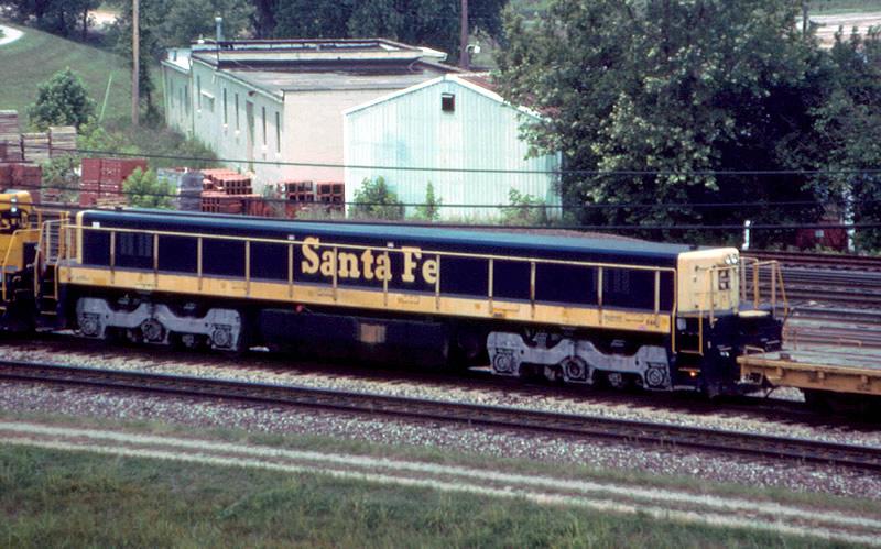 Slug #1144 was built from a SP U33C