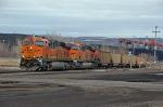 BNSF 6602