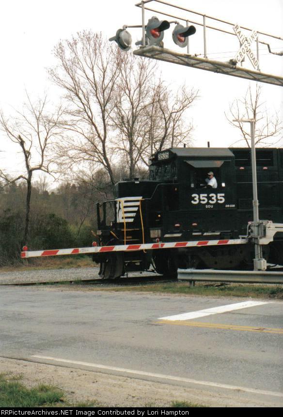 P90 at Penrose Crossing